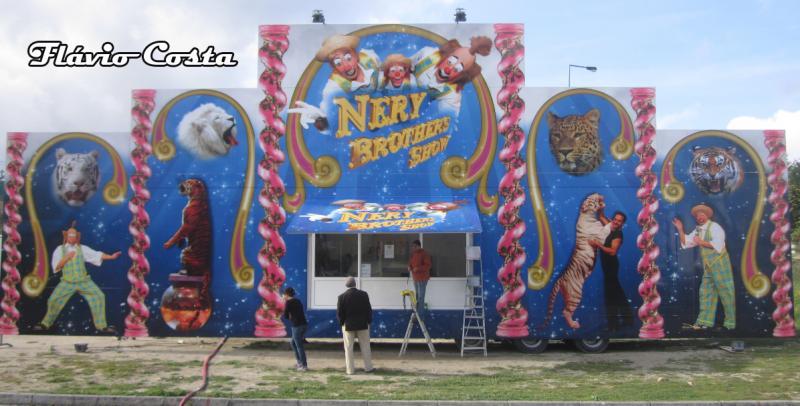 tigres asics - circus - NEWS 2012 (I)